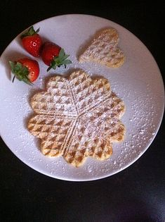 Chefkoch.de Rezept: Geheimes Waffelrezept