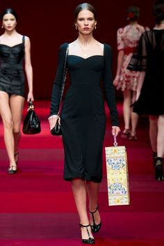 Dolce & Gabbana Lente/Zomer 2015 (30)  - Shows - Fashion