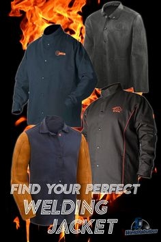 Genuine Pigskin Welding Cape Sleeves Triple Sewn  Caiman-3031 Choose Your Size