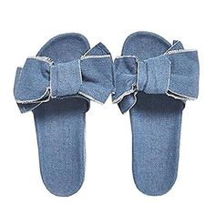 Chellysun Women's Summer Big Bow Sandal Slippers. boho summer comfortable strappy Gladiator leather resort sandals shoes #sandals #bohochic #bohostyle #wedges #stylish #love #cute #beautiful  #pretty #girl #girls #model  #styles #shopping #onlineshopping #onsale #sale #products #woman #flat #flats #toes #toenails #pumps #trendy #fashion