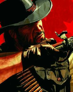 Red Dead Redemption 2 Xbox One Video Game Art, Video Games, Red Dead Redemption Game, John Marston, Read Dead, Rdr 2, Attack On Titan Art, West Art, Cowboy Art