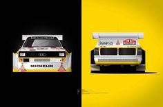 Automotive Illustrations by Ricardo Santos - Airows