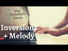 Pachelbel's Canon (FREE) Piano Lesson Series Free Piano Lessons, Pachelbel's Canon, Tutorials, Learning, Studying, Teaching, Onderwijs, Wizards