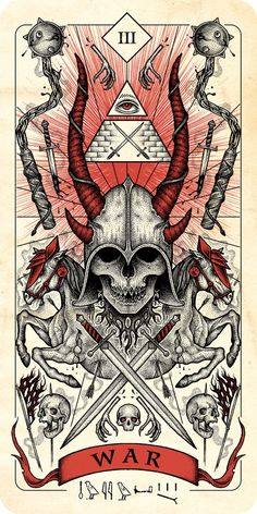 Four Horsemen of Apocalypse Tarot Cards Artwork Released in Higher Quality. – X-Men Films Arte Horror, Horror Art, Dark Fantasy Art, Dark Art, Les Quatre Cavaliers, We All Mad Here, Apocalypse Art, Apocalypse Survival, Satanic Art