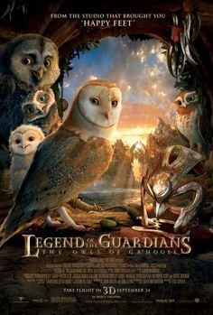 Legend of The guardians: The owls of Ga' Hoole (2010)