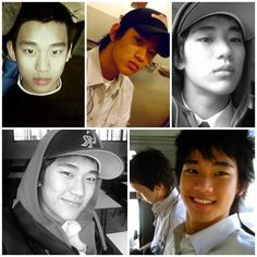 김수현 학창시절, 풋풋하고 앳된 모습에 귀여움 폭발