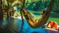 Thailand – bo på flytande hotell på floden Kwai | Allt om Resor
