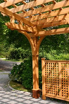 Contemporary Pergola No. CTP9d