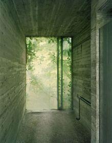 Atelier Hermann Rosa, München Buchpublikation und Austellung Hermann Rosa - Skulpturales Bauen © Fotografie: Jürg Zimmermann