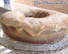 PANELATERAPIA - Blog de Culinária, Gastronomia e Receitas: Bolo Churros