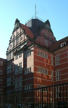Bundesamt für Seeschifffahrt und Hydrographie Hamburg