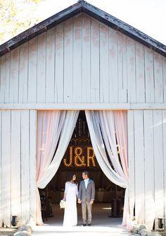 DIY Santa Barbara Wedding.