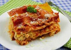 Slow Cooker Lasagna - Moms Who Think