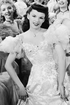 Judy Garland in The Harvey Girls (1946). Love her