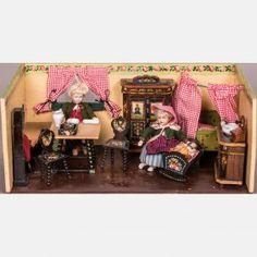 Fabulous Folk Bauernm bel Kuhn Dollhouse Lot Dora Kuhn Dolls Lot Reinhardt Dollhouse Furniture Boys And Girls Girl Dolls