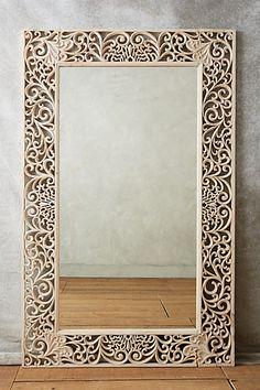 Oh. Oh man.  Beau Soir Mirror - anthropologie.com