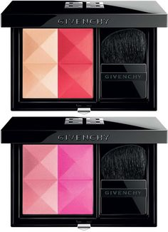Givenchy new  Prisme Blush launching Spring 2017 in 8 shades