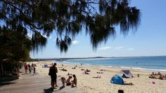 Beautiful day at Noosa Heads