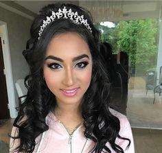 #PrincessBride 💗 #BridalPerfection 💗 Hair by #WeddingHairbySorahYaffa • Book an appointment today! #BridalGoals #WeddingHair #WeddingGoals