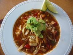 crock pot tortilla soup by allisonn