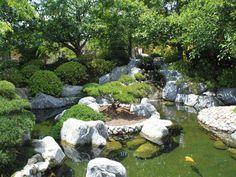 Vodní jezírka – inspirace pro vaši zahradu
