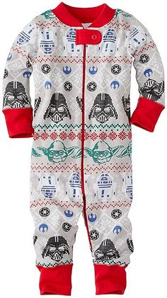 Star Wars™ Night Night Baby Sleepers In Pure Organic Cotton by Hanna Andersson Star Wars Baby, Baby Outfits, Family Print, Family Set, My Bebe, Baby Sleepers, Matching Pajamas, Baby Boy Romper, Baby Girls