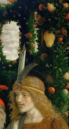 Andrea Mantegna -- The Virgin of Victory