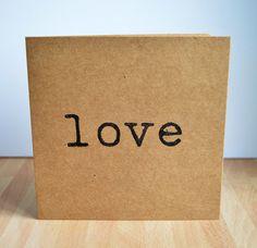 Love/Valentines/Wedding/Anniversary Greeting Card