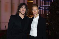 Neix Maria, la segona filla de Carles Puyol i Vanesa Lorenzo.  #CarlesPuyol #VanesaLorenzo #Futbol #Barça #FCB #Barcelona