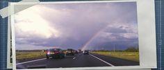 Rainbow in Flevoland