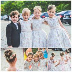Pajem   Dama   Daminha   Menina   Menino   Flores   Vestido   Terno   Casamento   Wedding   Flowers   Suit   Dress