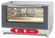 Elektrická pec 4xBN 60x40cm / 4xGN 1/1, so zavlhčovaním