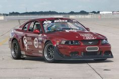 2003 Ford Mustang: A Road Race Terminator Cobra That Brings the Family Together