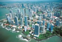 "Panama City was also home for a year. The capital of a beautiful country with great beaches and a very funny ""spanglish"" language, lush jungle and the famous and impressive Canal. At the time the US troops were still there, today the whole world is investing in this tropical country!"