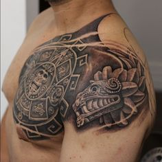 tattoo quetzalcoatl art on Instagram