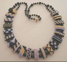 Carrier bead pattern