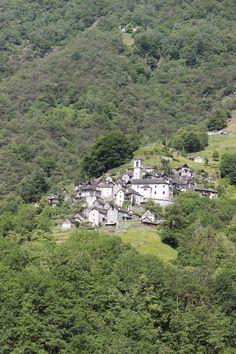 Corippo, Ticino, Swi
