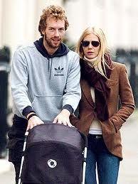 Coldplay's ChrisMartin & wife GwyenthPaltrow