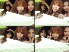 girls generation TTS taeyeon instagram