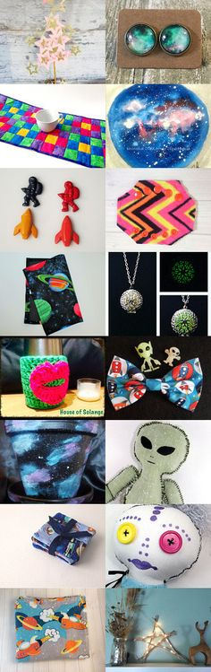 Far out... by Diane Negron on Etsy--Pinned+with+TreasuryPin.com