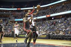 What To Like And What Not To Like About The NBA's Southeast Division- http://getmybuzzup.com/wp-content/uploads/2013/10/208857-thumb.jpg- http://getmybuzzup.com/what-to-like-and-what-not-to-like-about-the-nbas-southeast-division/-  What To Like And What Not To Like About The NBA's Southeast Division By TSSCrew  Words by Bansky Is it possible to be the home of the world champions, and still be the worst division in basketball? The Southeast Division gave it a go last year