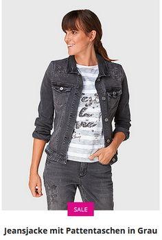 Erhältlich im onlineshop von bonita.de mit 8% Cashback für KGS Partner Jeans, Leather Jacket, Denim, Fashion, Fashion Women, Jackets, Studded Leather Jacket, Moda, Leather Jackets