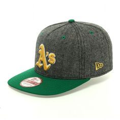 d5df7d11e9e Tweed Snap Oakland Athletics 9FIFTY Snapback ORDERING FOR MY HUBBY!