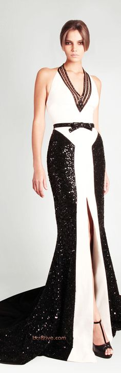#Georges Hobeika Spring Summer 2013 Ready to Wear Signature Collection