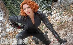 Arriving on the heels of our first official look at Ultron, Entertainment Weekly has now released a wave of official stills from Joss Whedon's Avengers: Age of Ultron sequel featuring Hawkeye, Black Widow, Tony Stark, Bruce Banner, Captain America, Thor, James Rhodes, Scarlett Witch, Quicksilver and more!