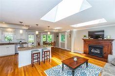 North Attleboro, Kitchen Island, Home Decor, Island Kitchen, Decoration Home, Room Decor, Home Interior Design, Home Decoration, Interior Design