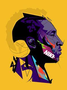 MVP: Illustration Series I Kobe Bryant