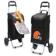 Cleveland Browns Cart Cooler - Black #Fanatics #PinForPresents