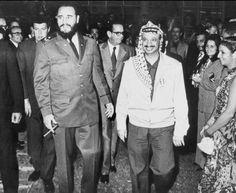 Arafat and Castro
