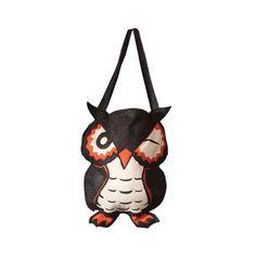 BETHANY LOWE FELT OWL TRICK OR TREAT BAG Felt Material About 14″ long  $12.50